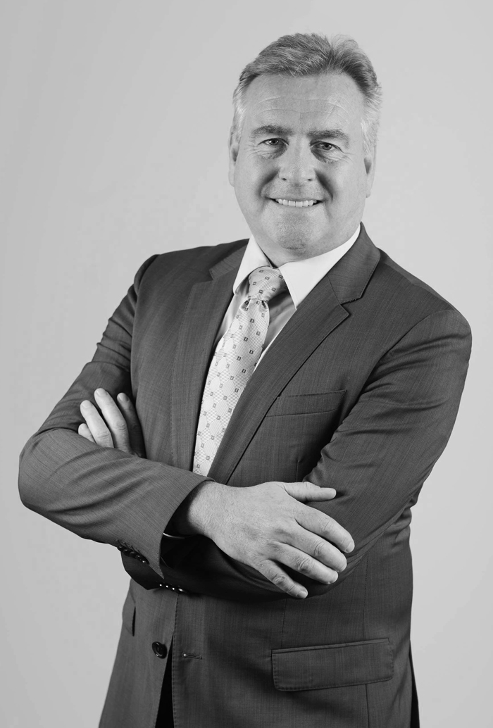 Andrew Dark, CEO
